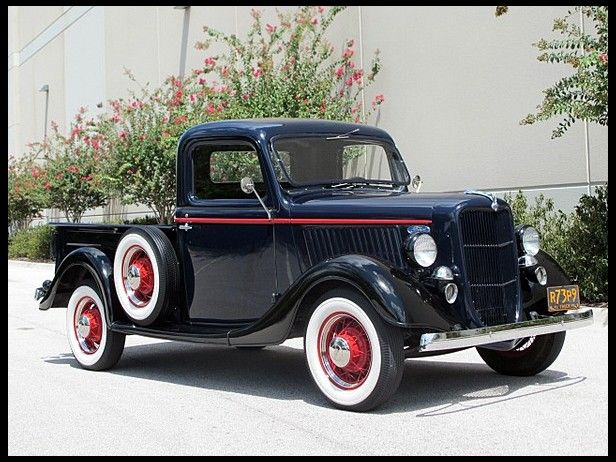 1935 Ford Pickup Maintenance/restoration of old/vintage vehicles: the material for new cogs/casters/gears/pads could be cast polyamide which I (Cast polyamide) can produce. My contact: tatjana.alic14@gmail.com