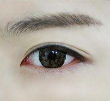 あなたはどのタイプ?目の形にぴったりなアイラインの引き方があったんです。|MERY [メリー]