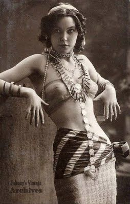 Bohemian Pages: Bohemian Women < some really great vintage photos on this blog.
