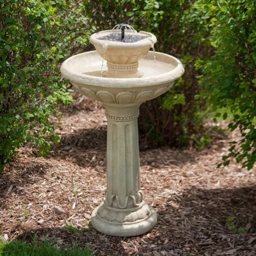 Find it at the Foundary - Kensington Gardens On-Demand 2-Tier Solar Fountain