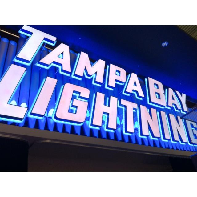 Tampa Bay Lightning.