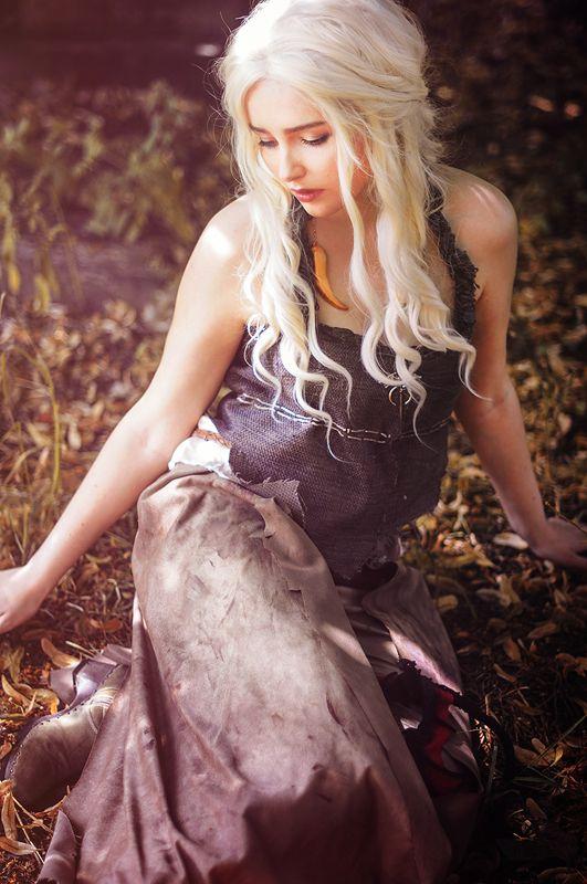 Starparticles als Daenerys Targaryen