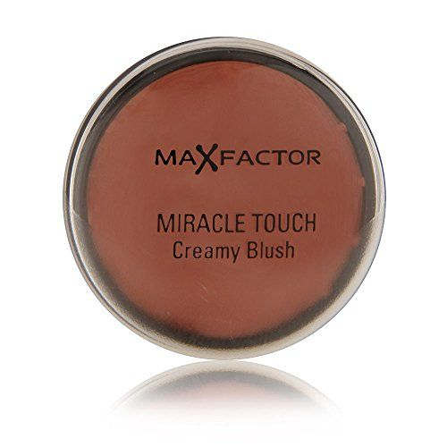 From 6.29 Max Factor Miracle Touch Creamy Blush - Miracle Touch 03 Soft Copper 12 Ml