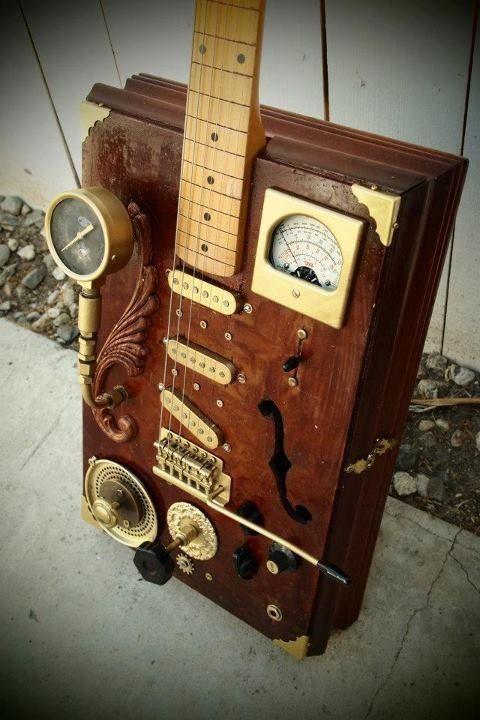 25 Best Ideas About Cigar Box Guitar On Pinterest Cigar