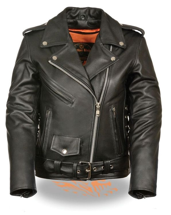 Ladies Full Length Traditional Police Jacket