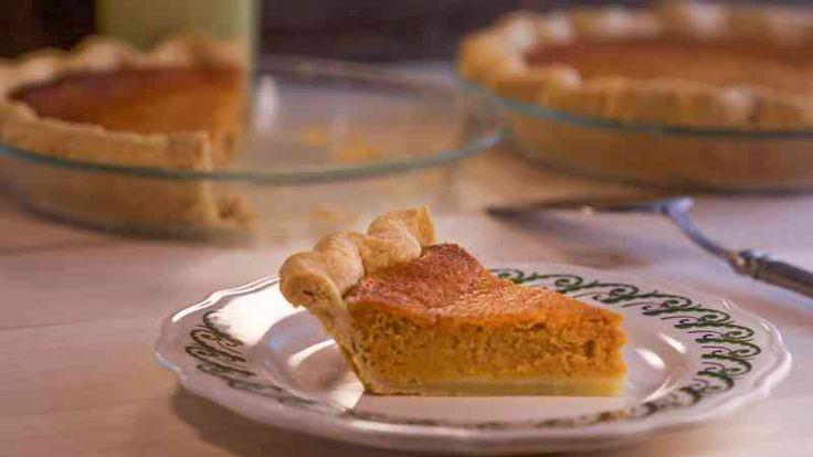 Kosher Recipe: Easy Pumpkin Pie by Sweetie Pie | Gourmet Kosher Cooking