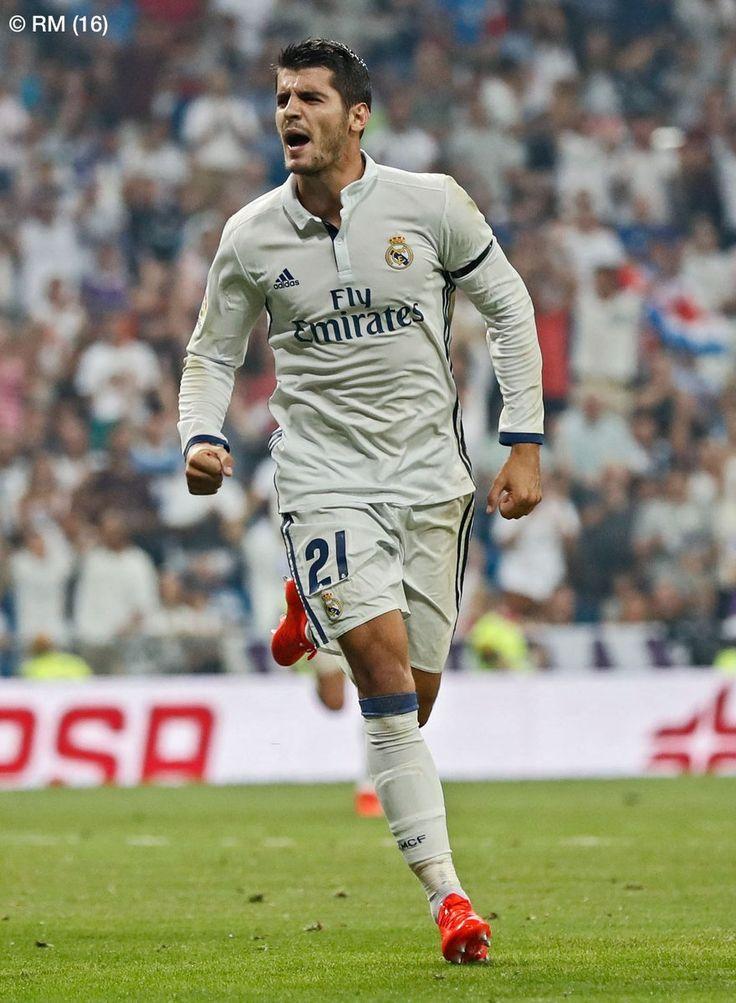 Morata un buen candidato para ser titular el sabado en clasico Real Madrid C. F.