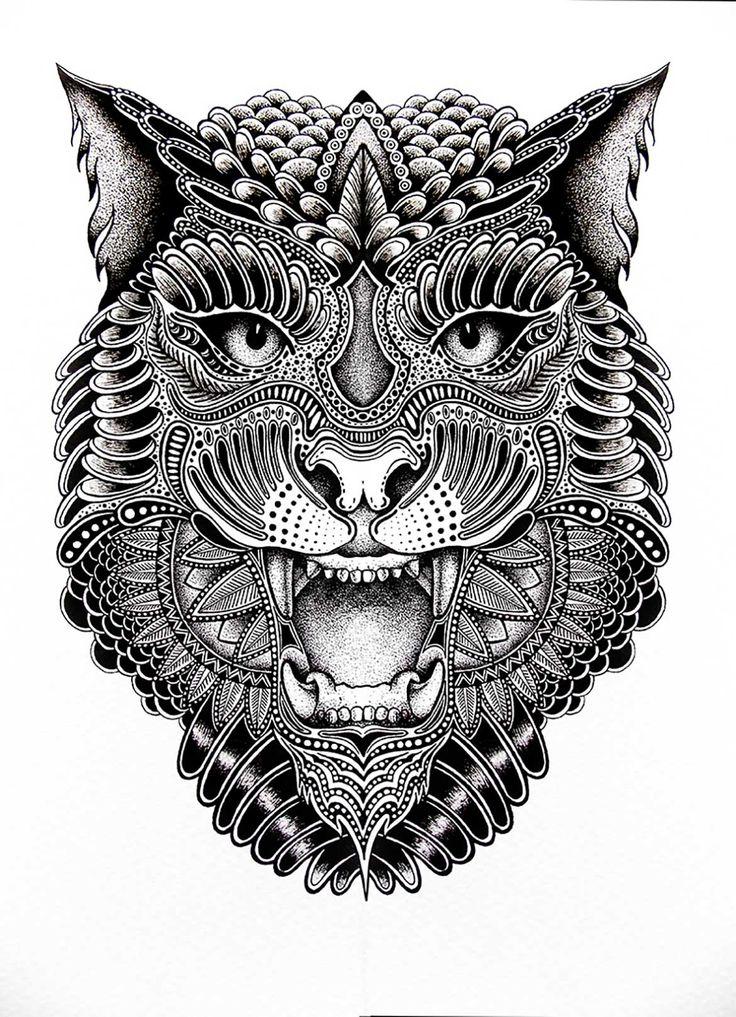 Somer: Artista mexicano emergente, que por medio de texturas y elementos básicos( círculos, triángulos, cuadrados, líneas y puntos) genera su discurso plástico.- Reproducción de la obra original.