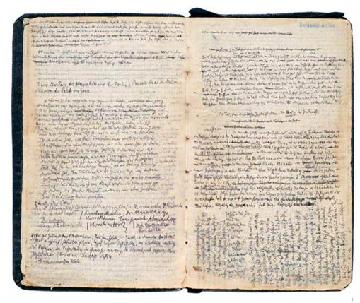 an analysis of the arcades project a book by walter benjamin The city observed 27 1  contribution of walter benjamin towards a history and  in the notes on the arcades project from the late 1920s, benjamin already.
