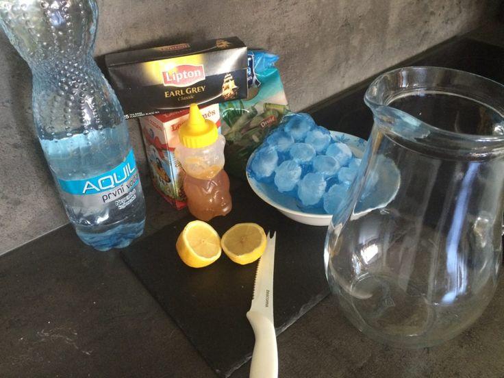 Naše tipy na letní drinky – ledový čaj, limonáda a exotické smoothie! | SEXYMAMAS