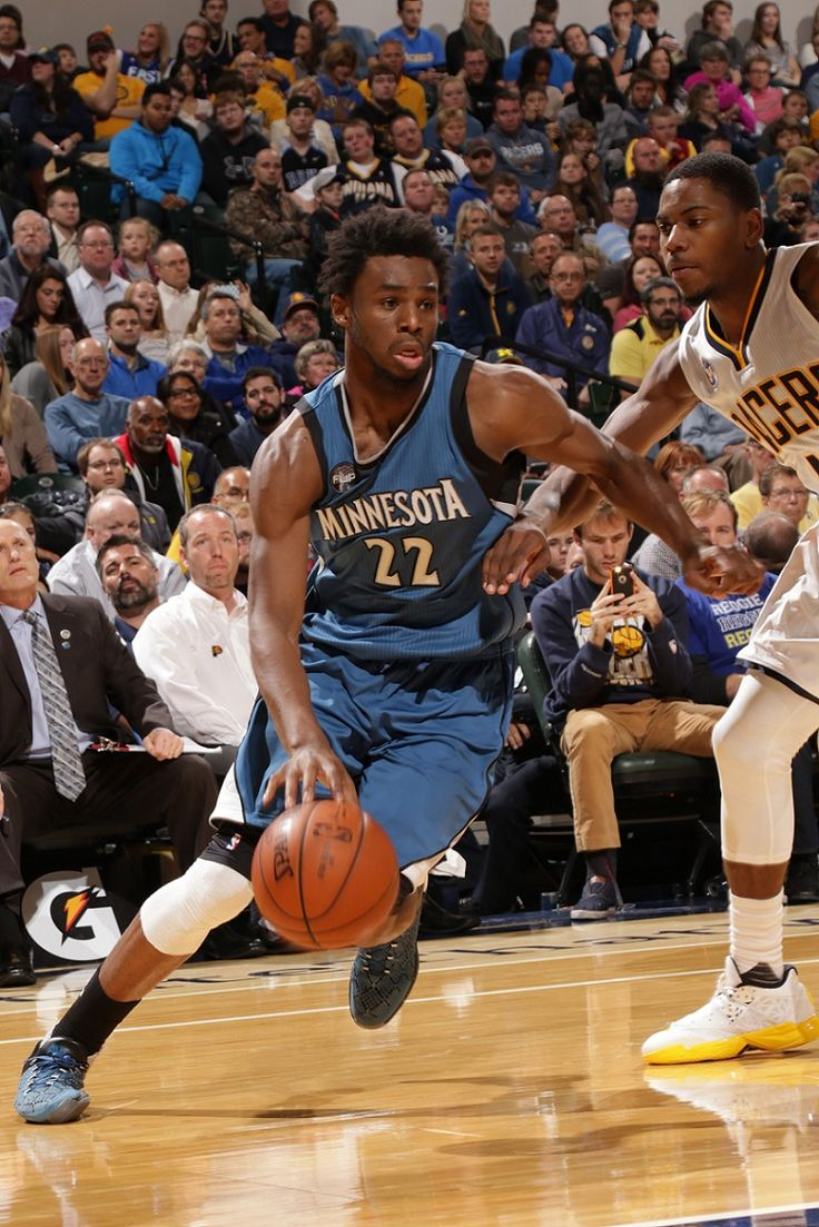 Paul George and Andrew Wiggins went to battle on Friday.