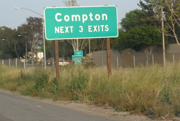 Straight Into Compton: what to see in NWA's neighborhood as movie is released. #NWA #compton #travel