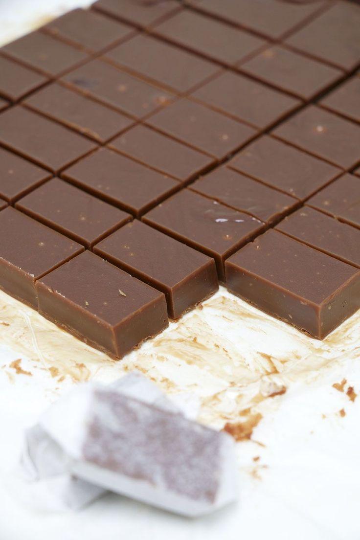 Mjölkchokladkola | Bakverk och Fikastunder