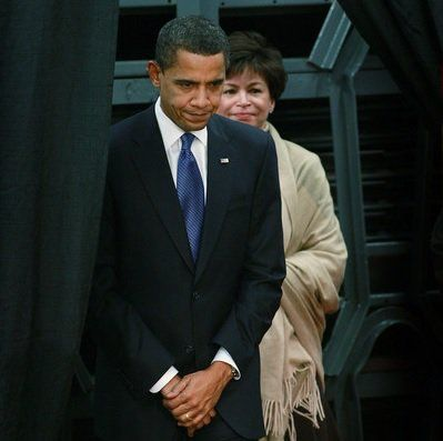 Valerie Jarrett Moves into Obama's DC Home to Run Shadow Government