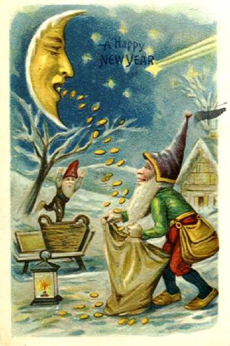 pin by heidi estey on victorian new year christmas christmas cards new year card