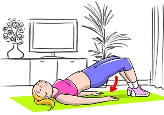 5 esercizi semplici ed economici per scolpire a casa il tuo lato B.I glutei, come la pancia e le cosce, sono un problema per il 90% delle donne. Un'alimen