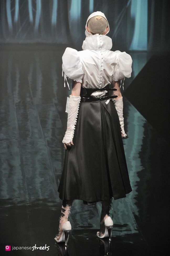 FASHION JAPAN: Alice Auaa S/S 2014 (Japan Fashion Week)
