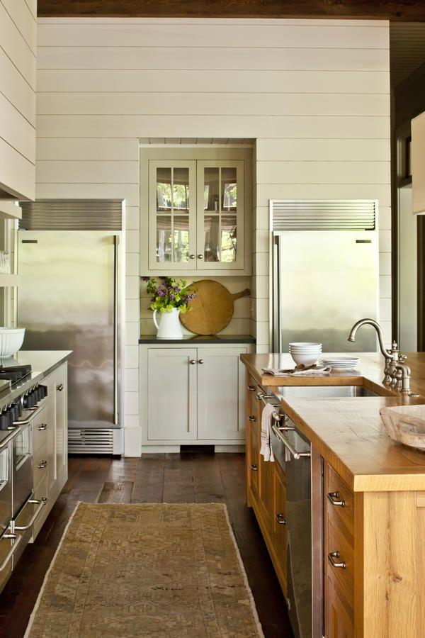 Best 25 refrigerator freezer ideas only on pinterest for Urban farmhouse kitchen