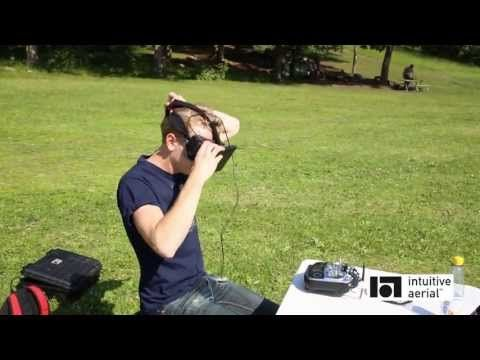 Oculus FPV First Flight - from Intuitive Aerial