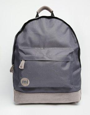 Mi-Pac Day Pack Sac à dos loisir, 39 cm, Multicolore(Tonal Canv K S)