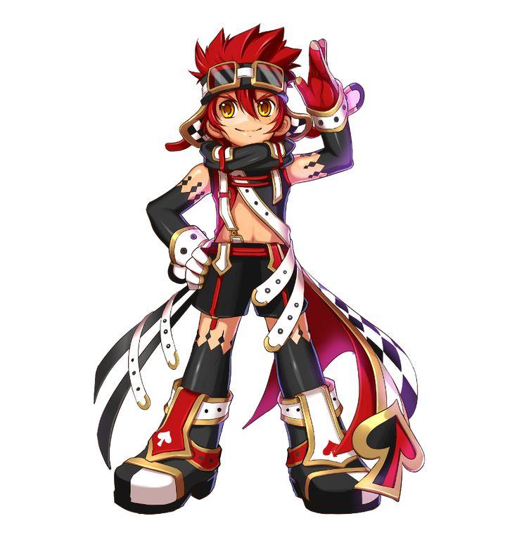 Jin/Galeria - Grand Chase Wiki - Wikia