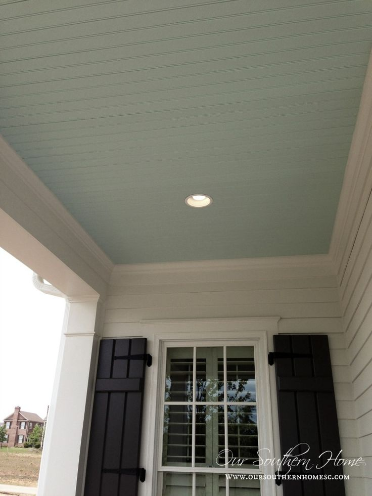 Southern Living Model Home {Tour} Love those shutters and all that detail.