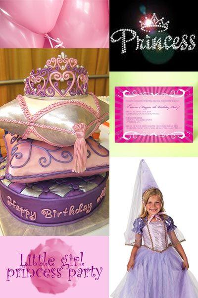 3 tier cake: Princesses Birthday Parties, 5Th Birthday, Birthday Parties Ideas, Princesses Cakes, Birthday Party Ideas, Princesses Parties, Pillows Cakes, Little Princesses, Birthday Ideas