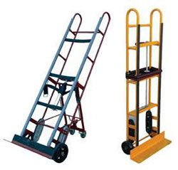 Hand Truck Dolly, New & Used Dollies - Material Handling Equipment Product Information - Steel Ratchet Operation Appliance Dolly, Hand Truck, & Carts