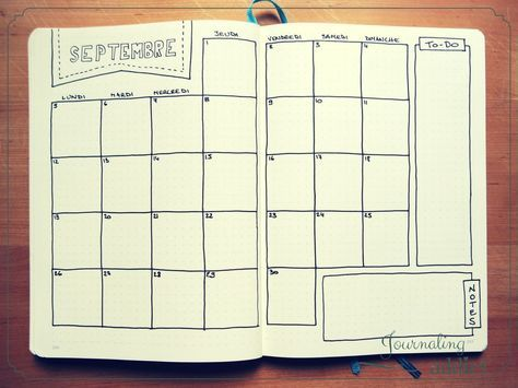 bullet-journal-page-mensuelle-monthly-layout-spread-8.jpg (1280×960)