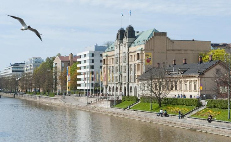 Photo by Kari Vainio, courtesy of City of Turku ImageBank - www.hansabase.com