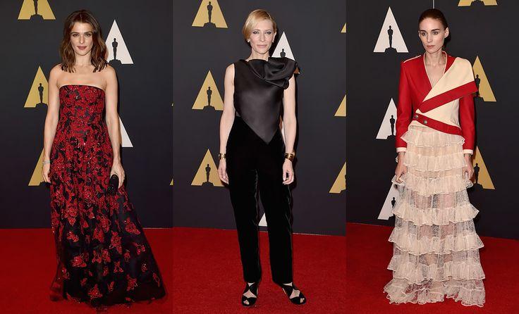Рейчел Вайз, Кейт Бланшетт, Руни Мара, Кэри Маллиган и Джейн Фонда показывают, что возраст не властен над стилем