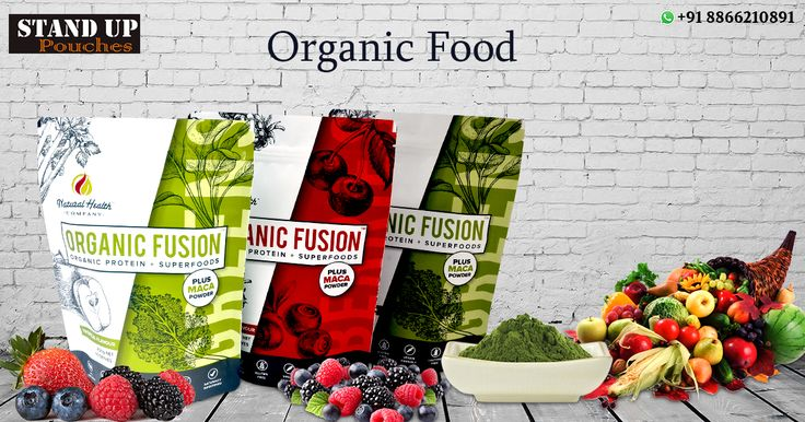 #StandUpPouches offers you the best packaging solutions for #frozenfoods such as #fruits, #meat, #chicken, #vegetables, healthy #snacks, pizza and many other products