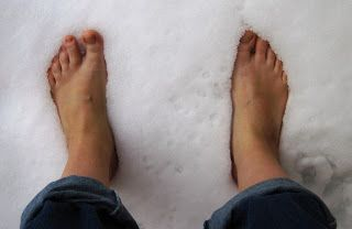 Going Barefoot is Good for Your Health