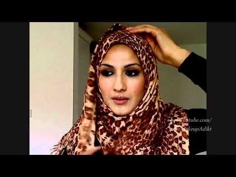 How to Wear Hijab? - YouTube