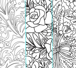 Free adult colouring in printables #Free #Printable #Craft #SouthAfrica