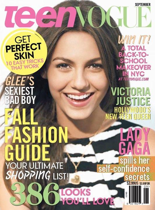 Victoria Justice September 2010
