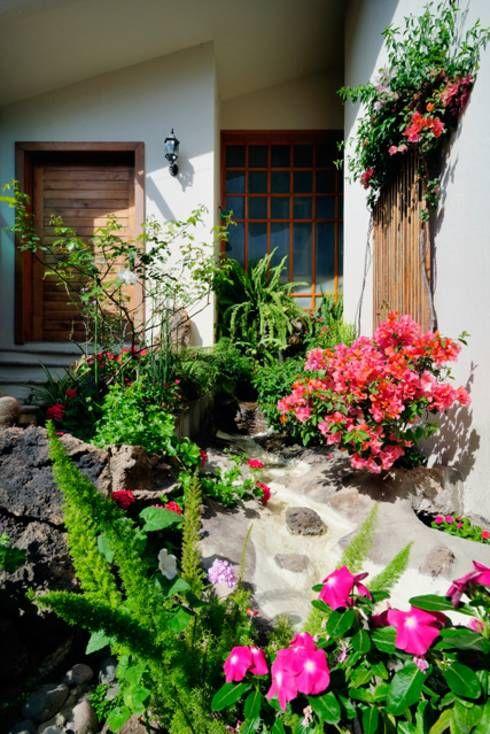 M s de 1000 ideas sobre jardines bonitos en pinterest for Cascadas para jardines pequenos