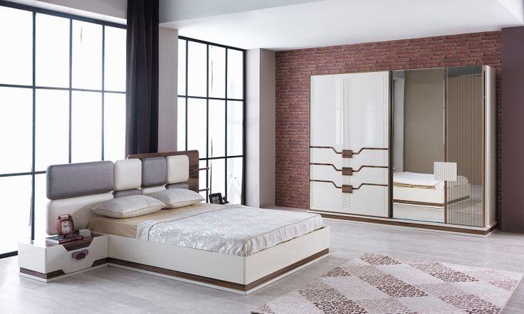 Kilyos Yatak Odası Takımı  Tarz Mobilya | Evinizin Yeni Tarzı '' O '' www.tarzmobilya.com ☎ 0216 443 0 445 Whatsapp:+90 532 722 47 57 #yatakodası #yatakodasi #tarz #tarzmobilya #mobilya #mobilyatarz #furniture #interior #home #ev #dekorasyon #şık #işlevsel #sağlam #tasarım #konforlu #yatak #bedroom #bathroom #modern #karyola #bed #follow #interior #mobilyadekorasyon