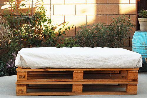 Pallet/Couch Idea