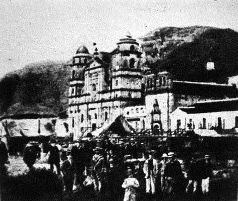 1839, Plaza de Bolívar - Bogotá, Colombia