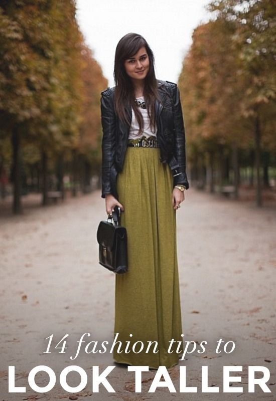 How to look taller: 14 fashion tips that work #FashionTips #FashionDesignTips #KoreanFashionTips #FashionTipsForShortGirls #FashionTipsForPlusSize #TipsForFashion #TipsOnFashion #JeansFashionTips #FallFashionTips #BeautyAndFashionTips #SpringFashionTips #BoysFashionTips #FashionAnd StyleTips