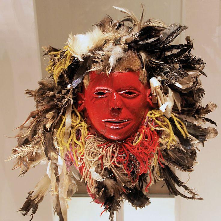 Red dress mask 4 pics