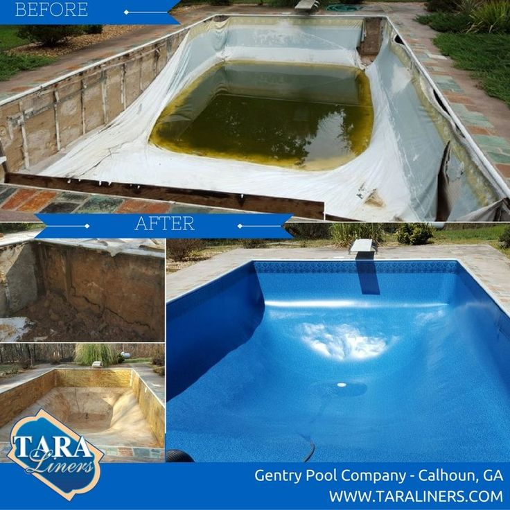 47 best tara before after gallery images on pinterest for Swimming pool dealers