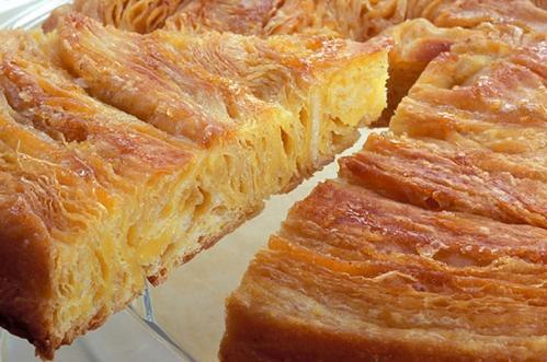 Kouign aman - Cake from Bretagne (France) #Douarnenez #Finistère #myfinistere