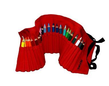 Linen Pencil Case - Fabriano Boutique