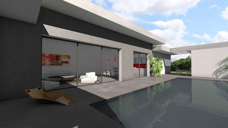 Best 25 tuile noire ideas on pinterest plan de couleurs for Architecture contemporaine