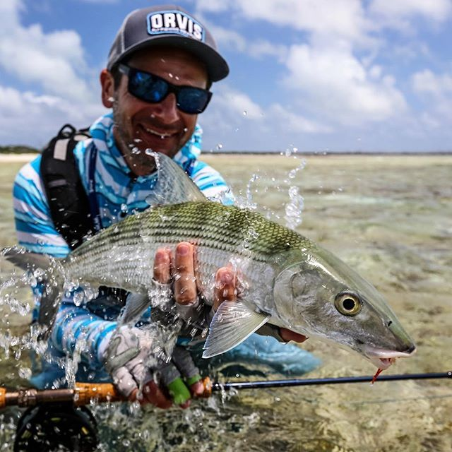 We Should All Quit Our Jobs And Just Fish For Bones All Day Skinnywaterculture Bonefish Skinnywaterculture Saltlife Flyc Fliegenfischen Angeln Steiermark