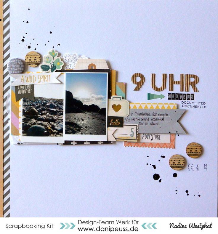39 besten Scrapbooking Bilder auf Pinterest | Hochzeit Sammelalbum ...