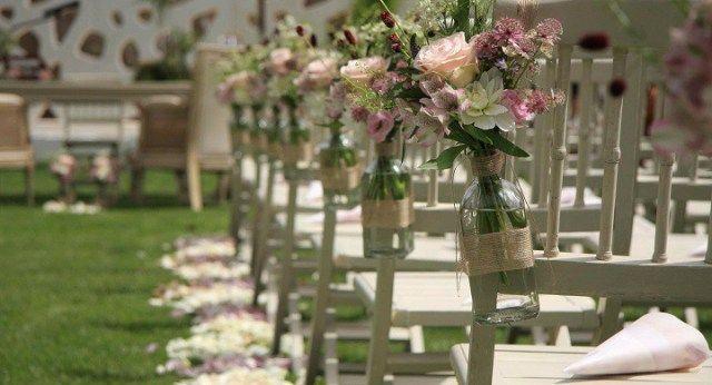 Ideas decorativas para bodas de ensueño