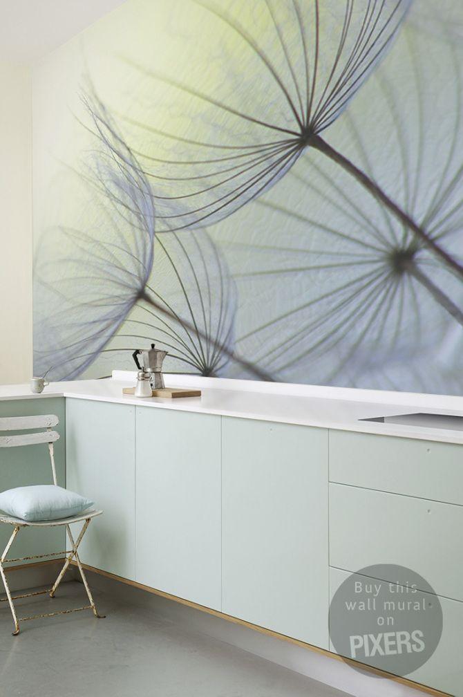 15 best Badezimmer images on Pinterest Bathroom, Bathrooms and - abwaschbare tapete küche